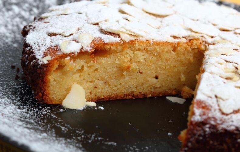 torta-di-banane-e-mandorle