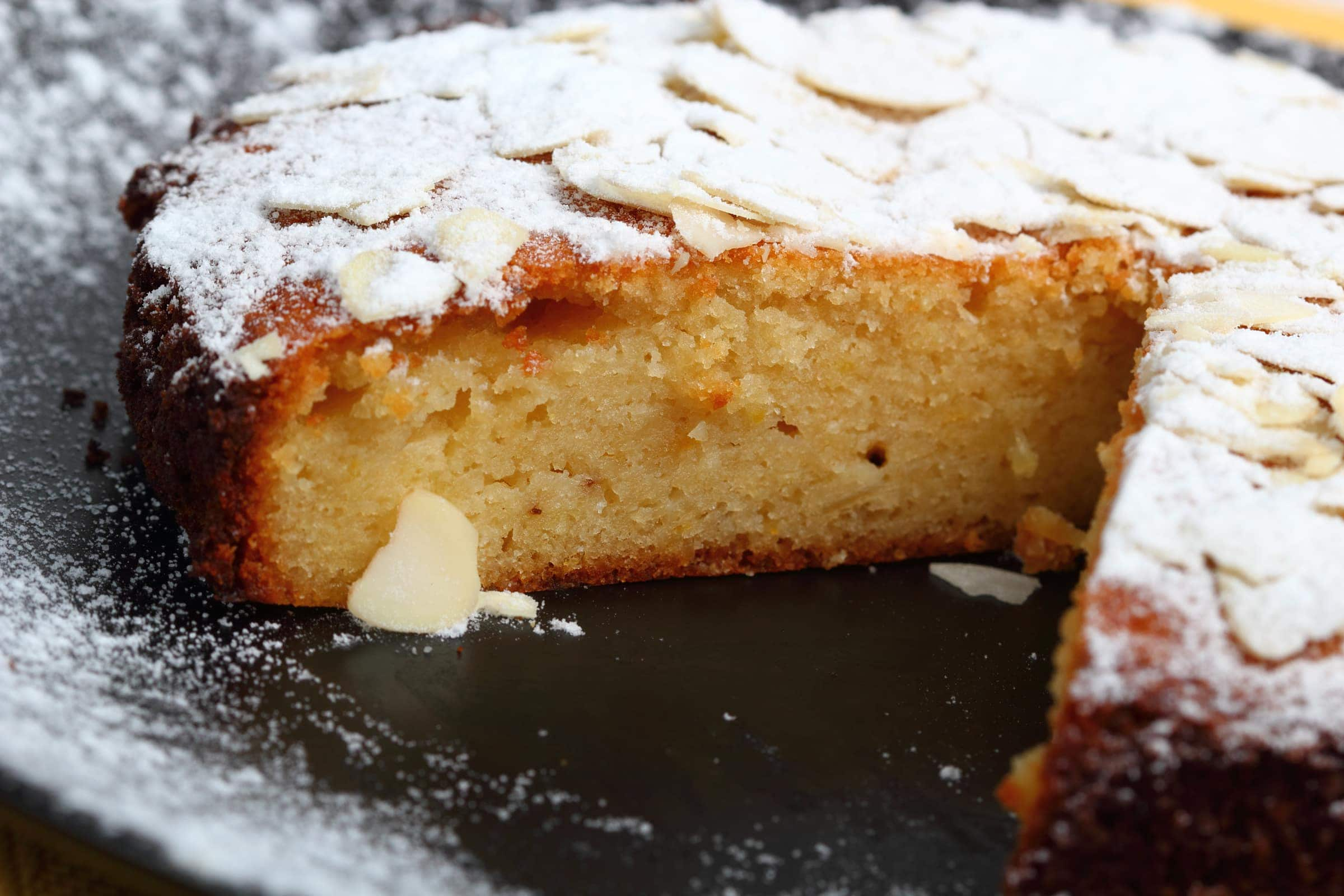 Ricetta Torta di Banane e Mandorle