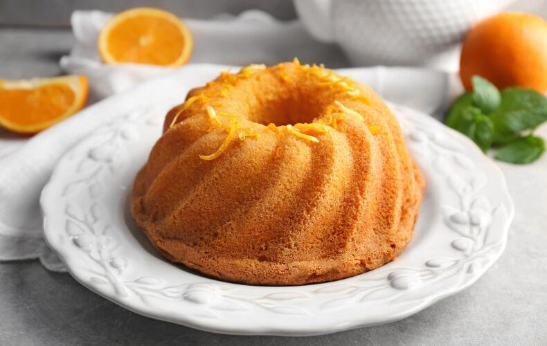 Ricetta Torta Alla Arancia
