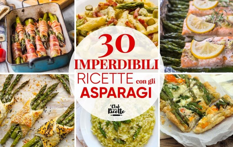 Migliori Ricette Con Asparagi