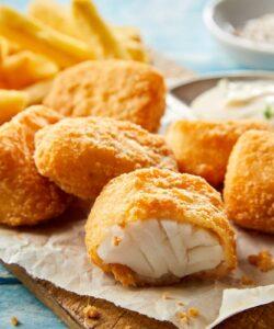 nuggets di pesce