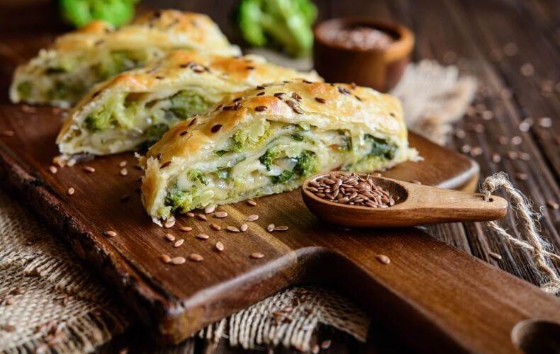 Ricetta Strudel Salato Ai Broccoli E Scamorza