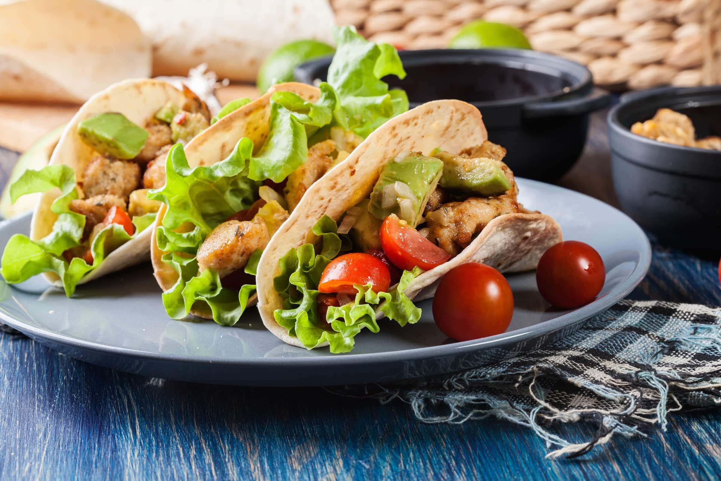 Ricetta Tacos di Pollo