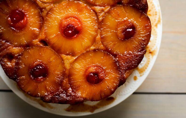 Ricetta Torta All Ananas Rovesciata