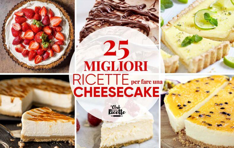Migliori Cheesecake
