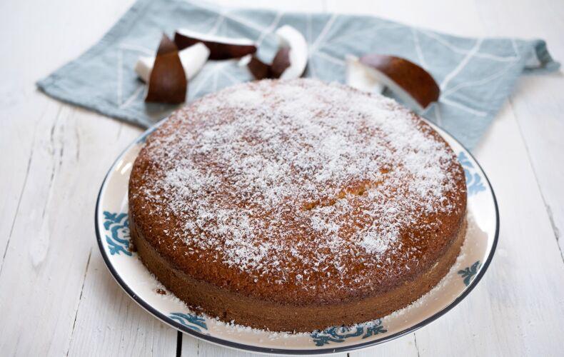 Ricetta Torta Al Cocco