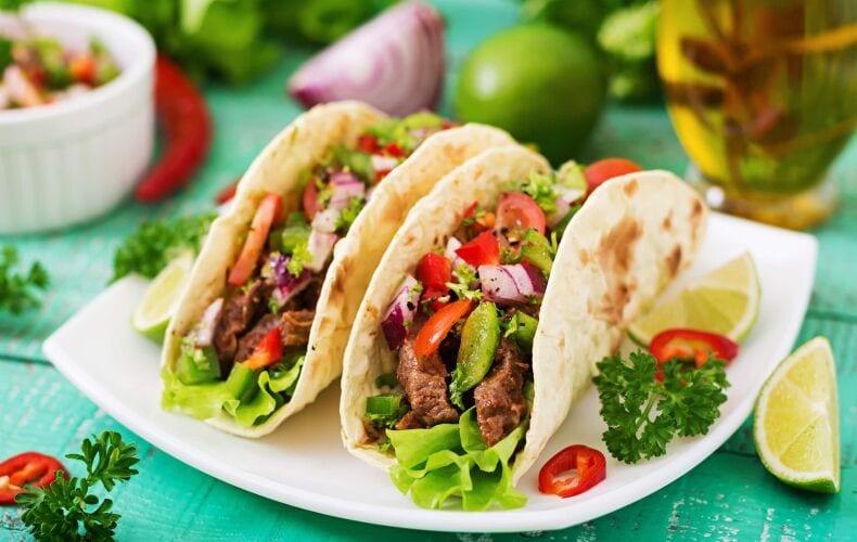Ricetta Tacos Di Carne