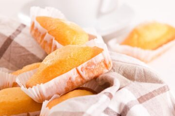 Ricetta Mini Plumcake Al Lime