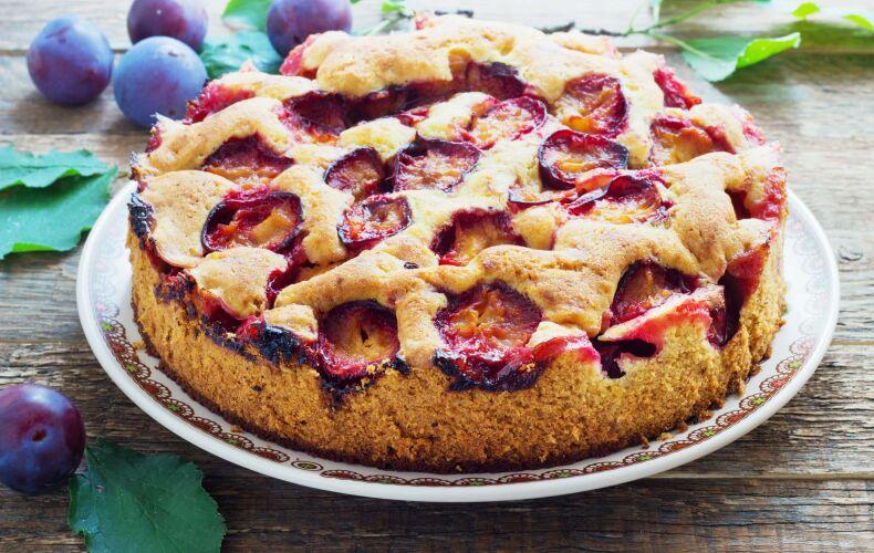 Ricetta Torta Rustica Prugne