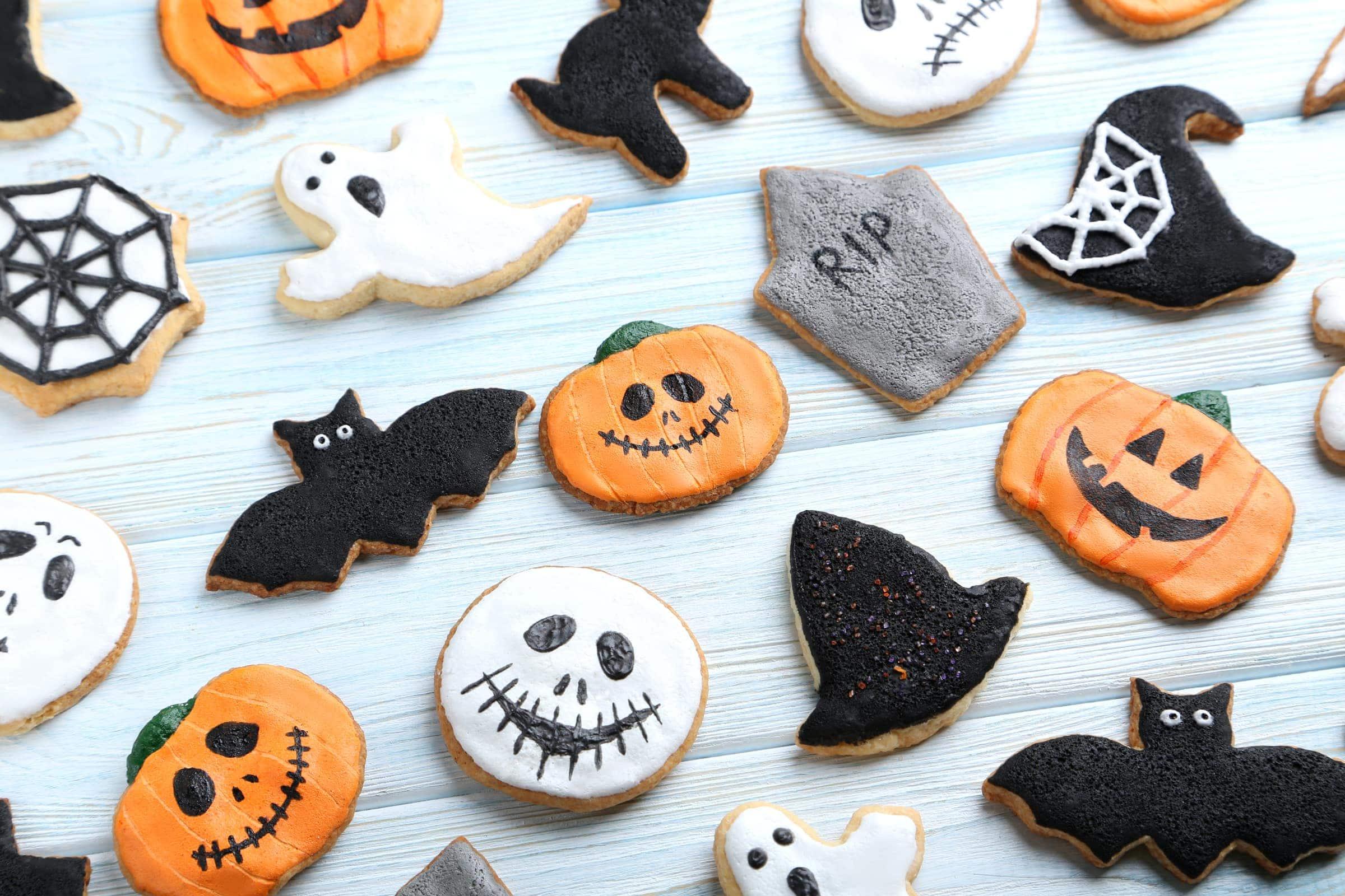 Ricetta Biscotti di Halloween - Il Club delle Ricette c48b6e66204c