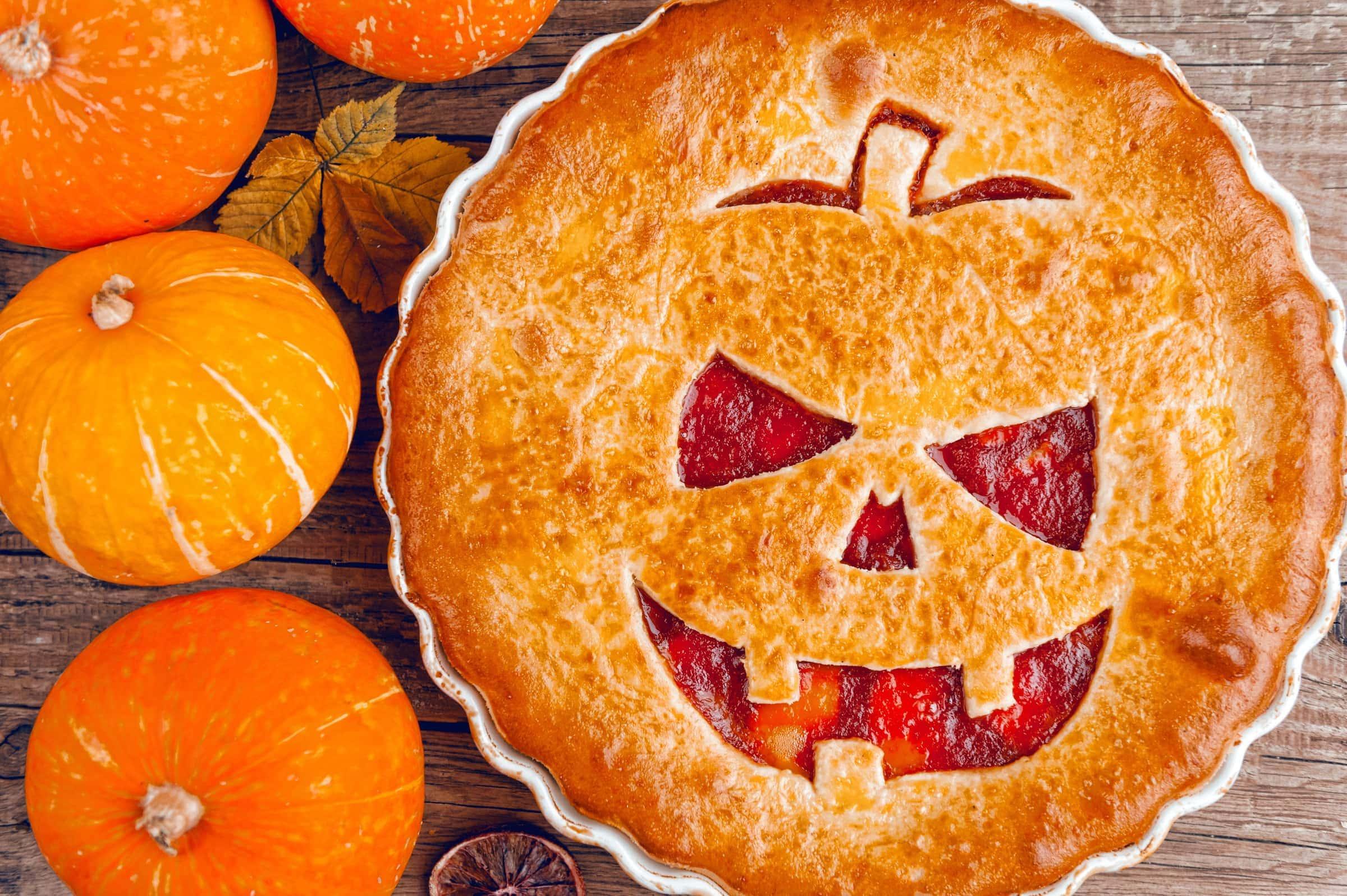 Ricetta Crostata di Halloween - Il Club delle Ricette 038b75a18773