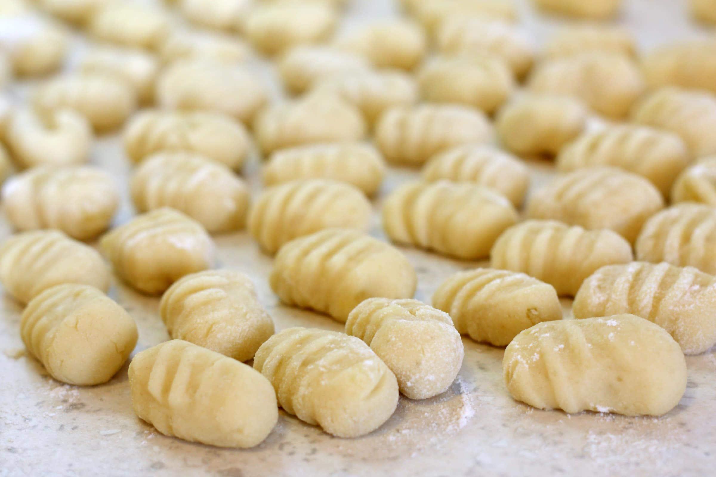 Ricetta Di Gnocchi Senza Glutine.Ricetta Gnocchi Di Patate Senza Glutine Il Club Delle Ricette