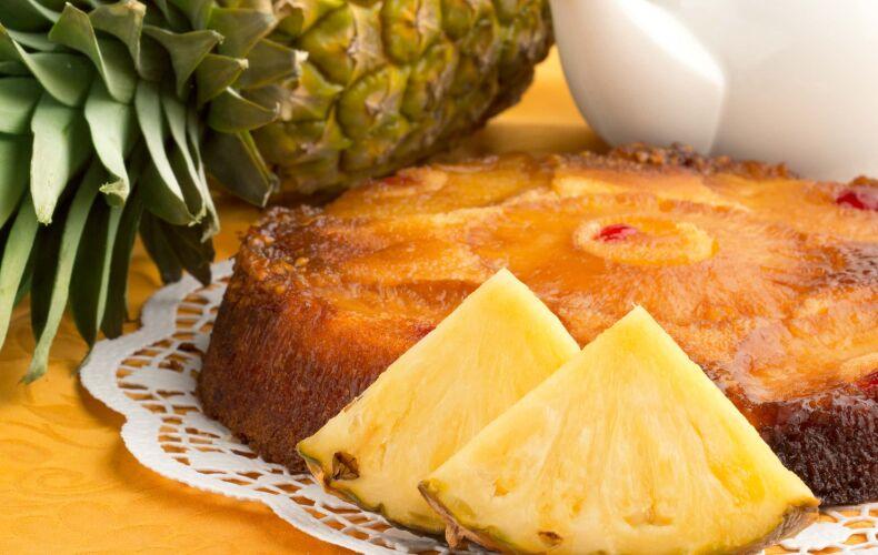 Ricetta Torta Con Yogurt E Ananas