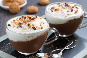Ricetta Cioccolata Calda Agli Amaretti