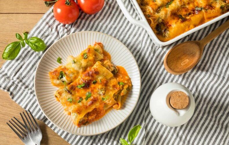 Ricetta Ricetta Cannelloni Amalfitani