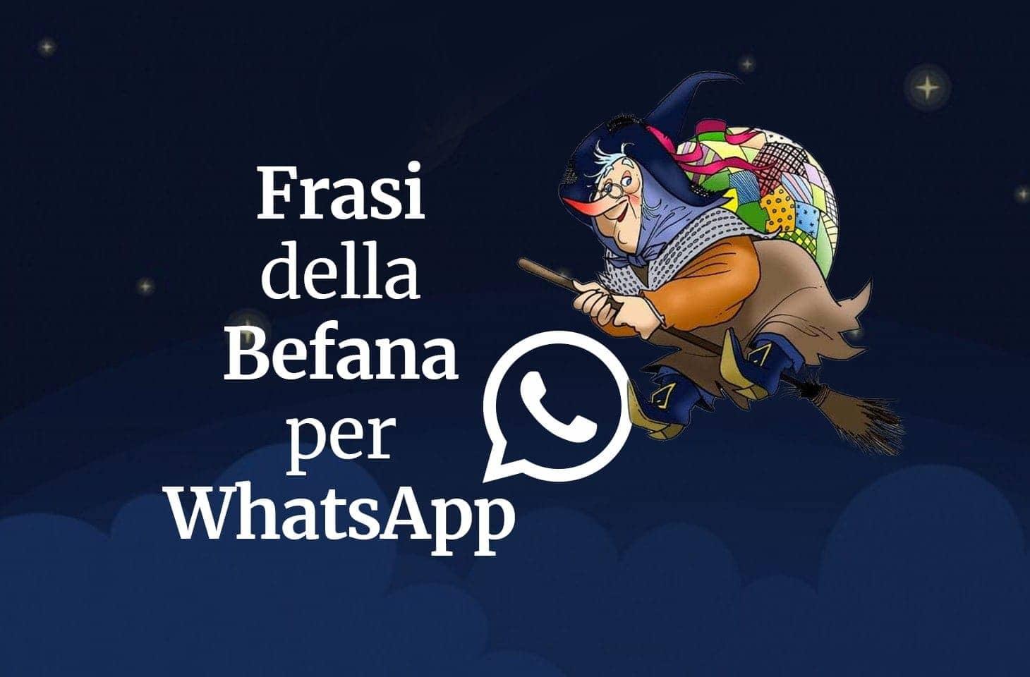 Frasi Divertenti Per La Befana Da Inviare Su Whatsapp Il Club