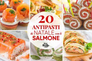 Migliori Antipasti Salmone Per Natale
