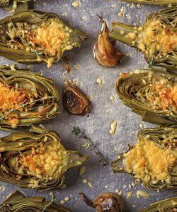 Ricetta Carciofi Al Parmigiano