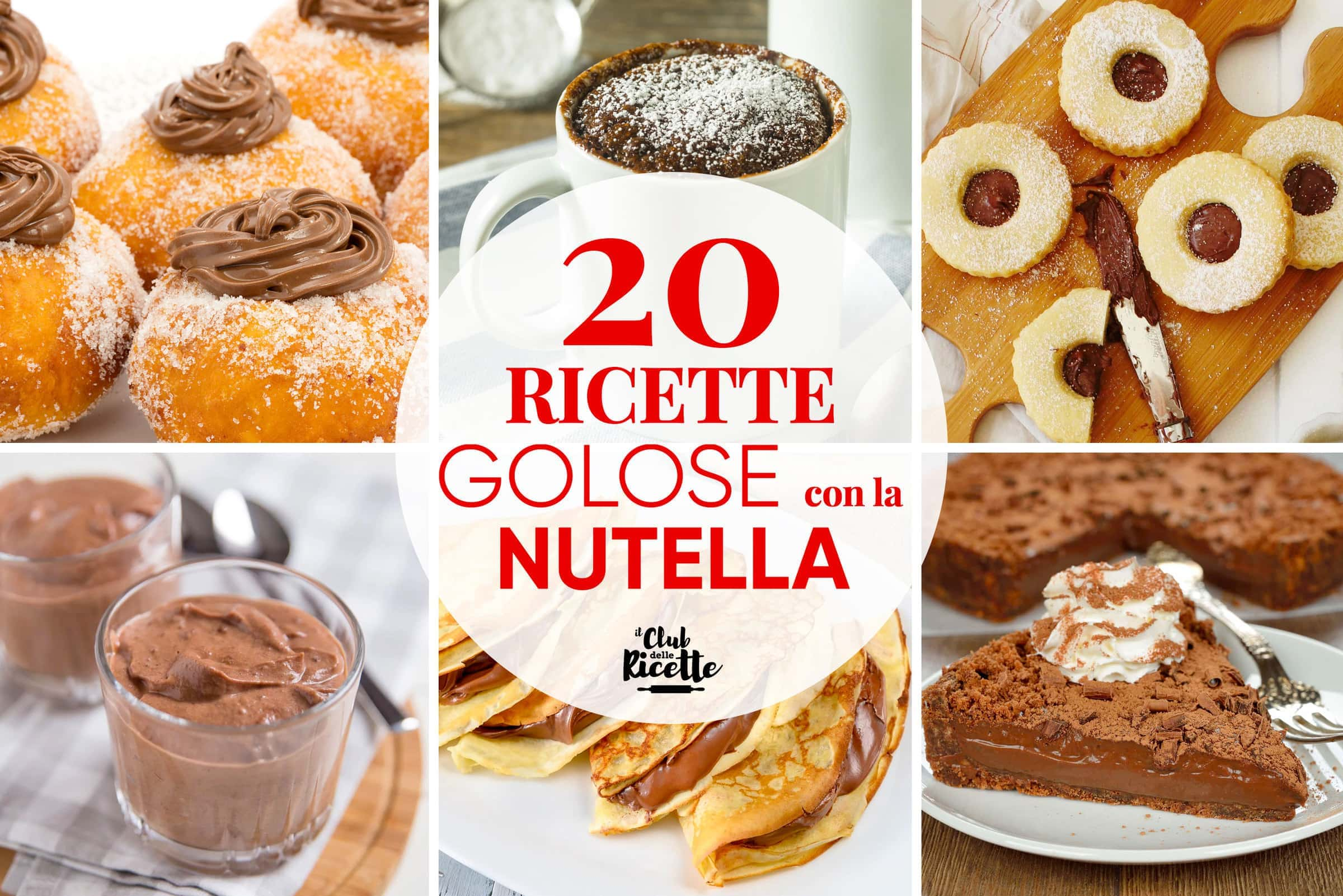 Migliori Ricette Con Nutella