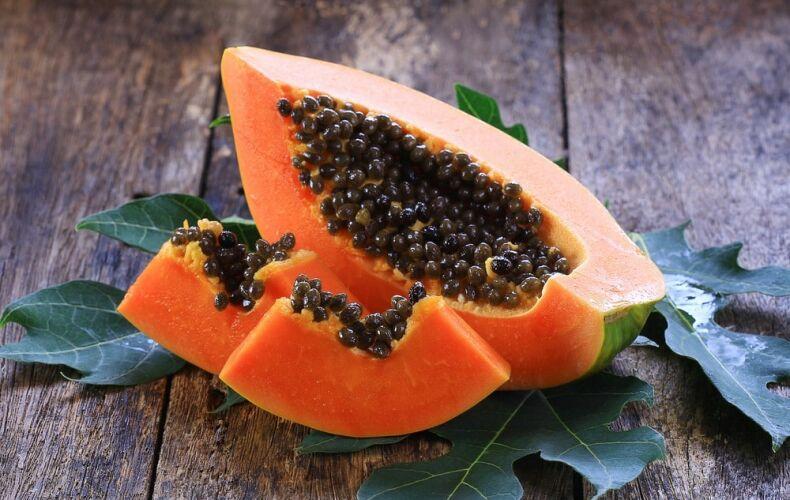 10 Cibi Che Aiutano A Ridurre La Pancia Gonfia Papaya