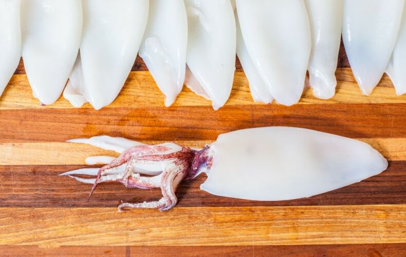 Come Pulire I Calamari E I Totani
