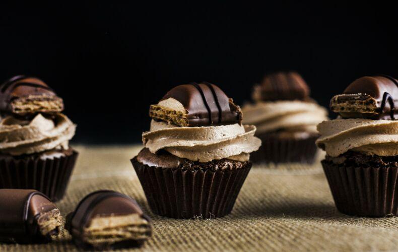 Ricetta Cupcake Kinder Bueno