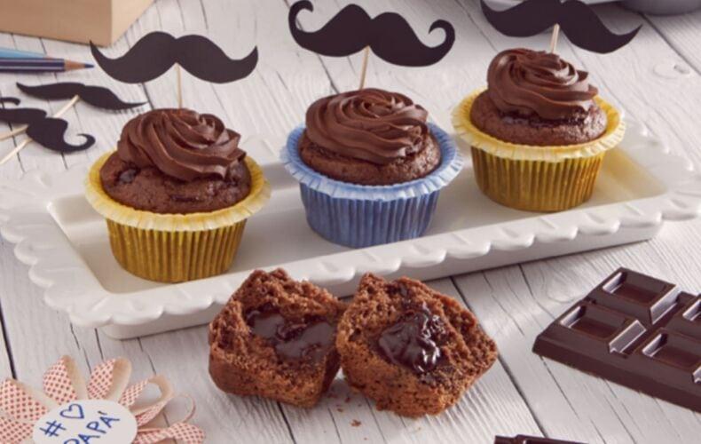 Ricetta Papuffin Al Cioccolato Con Cuore Morbido
