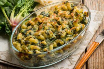 Ricetta Pasta Al Forno Con Gorgonzola E Spinaci