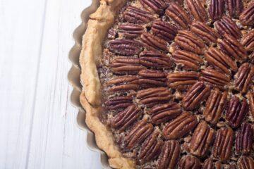 Ricetta Pecan Pie