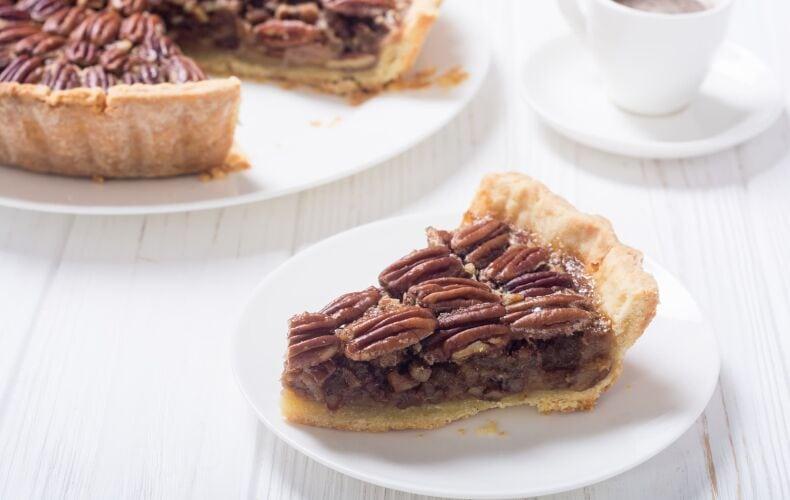Ricetta Pecan Pie Torta Americana Noci