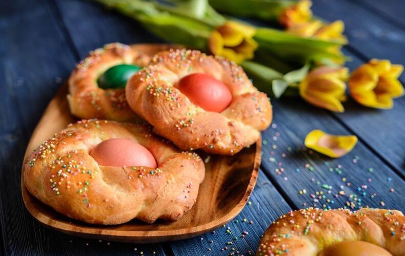 Ricetta Scarcelle Pasqua