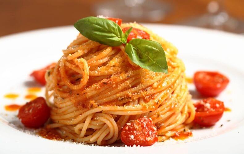 Ricetta Spaghetti Alla Milanese