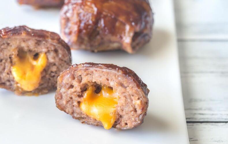 Ricetta Bacon Bombs