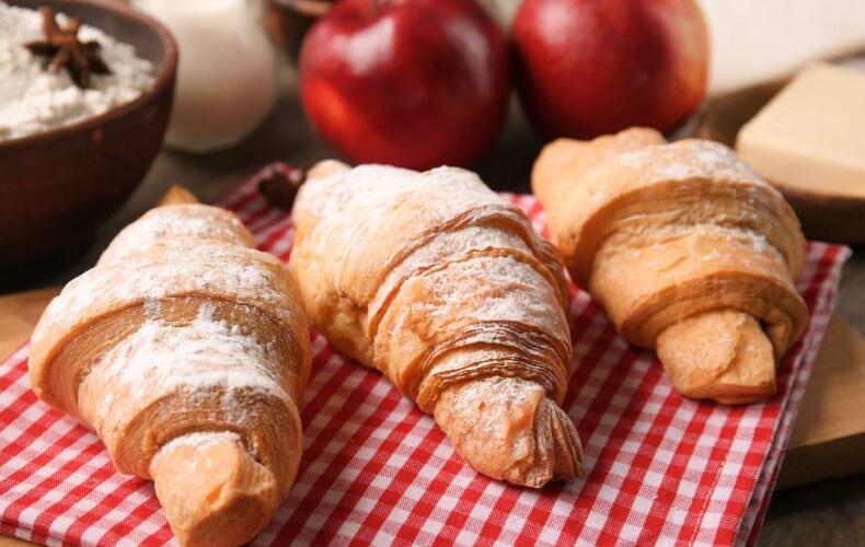 Ricetta Croissant Sfoglia Alle Mele