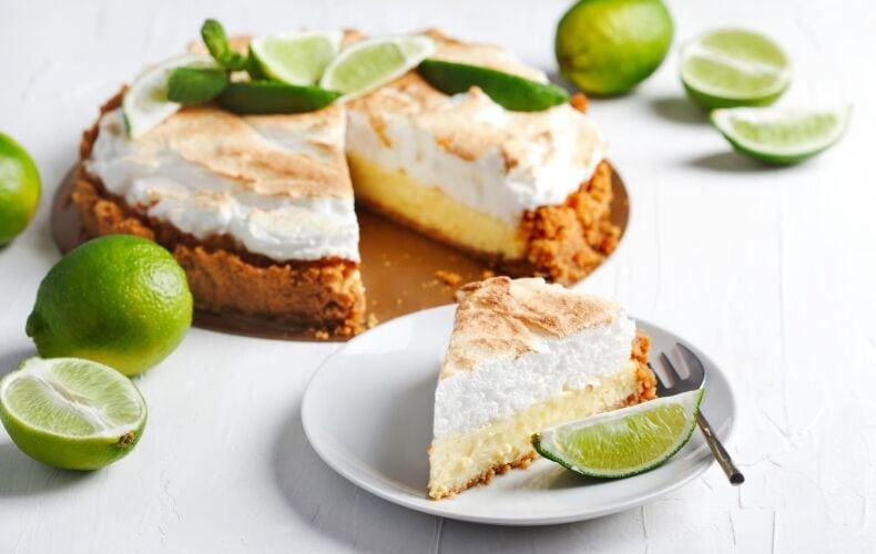Ricetta Crostata Meringata Con Curd Lime