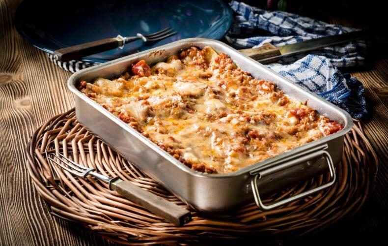 Ricetta Lasagne Al Ragu Di Salsiccia