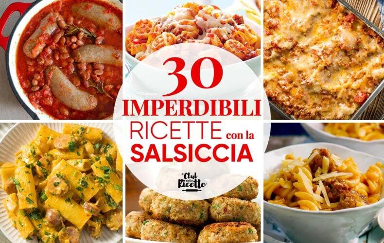 Migliori Ricette Con La Salsiccia