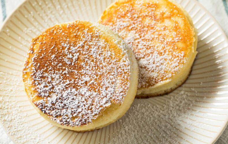 Ricetta Pancakes Giapponesi