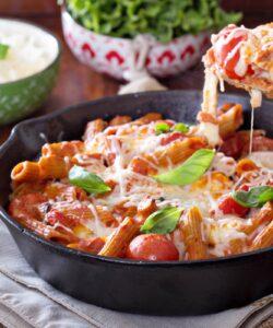 Ricetta Pasta Al Forno Con Pomodoro E Mozzarella