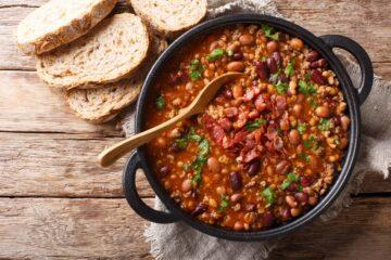 Ricetta Ragu Di Carne E Fagioli
