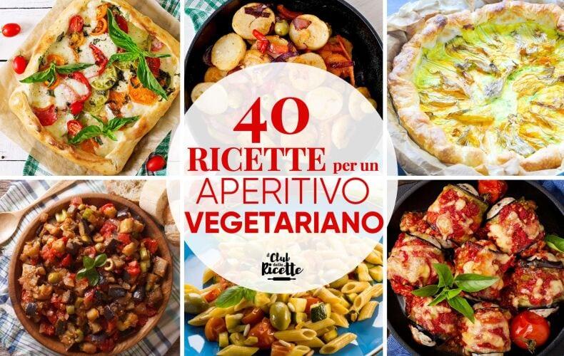 Ricette Aperitivo Vegetariano