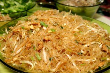 Ricetta Spaghetti Di Soia Con Le Verdure