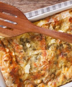 Ricetta Torta Salata Gibanica