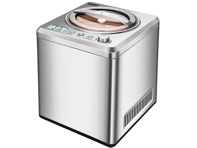 Unold 48872 Gelatiera per soft 2L 180W Acciaio inossidabile macchina per gelato