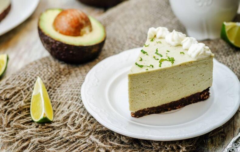 Ricetta Avocado Cheesecake
