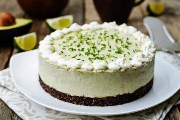 Ricetta Cheesecake Avocado