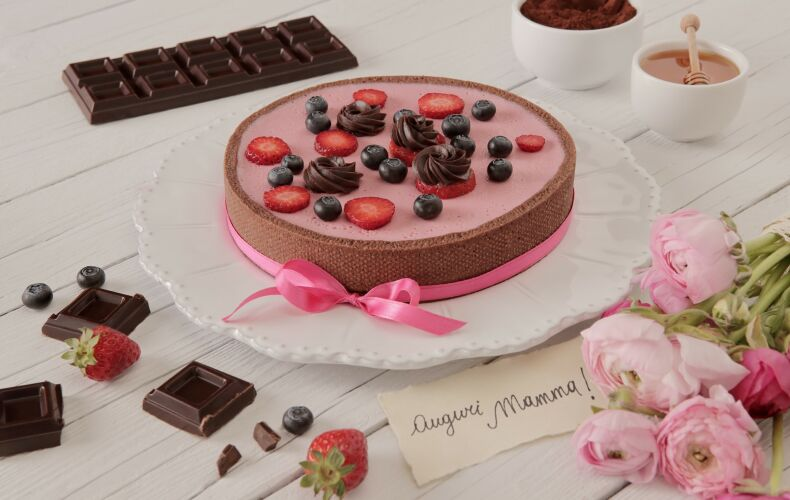 Ricetta Cheesecake Sweet Mama Fragole Cioccolato