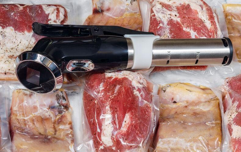 Come Cucinare A Bassa Temperatura Sottovuoto