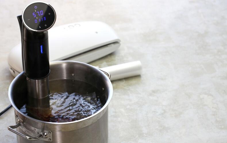 Come Cucinare A Bassa Temperatura Sottovuoto Cottura Alimenti
