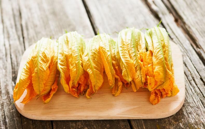 Come Cucinare I Fiori Di Zucca Differenza Zucchine